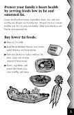 ¡Reduzca la grasa— no el sabor! - National Heart, Lung, and Blood ... - Page 3