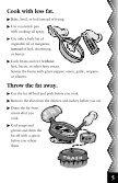 ¡Reduzca la grasa— no el sabor! - National Heart, Lung, and Blood ... - Page 5