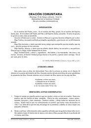 Oración domingo 10 de junio. Ciclo C. Y01 - Telefonica.net