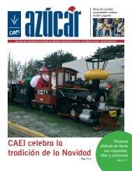 CAEI celebra la tradición de la Navidad