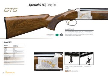 Special GTS - Browning International - Custom Shop - Winchester ...
