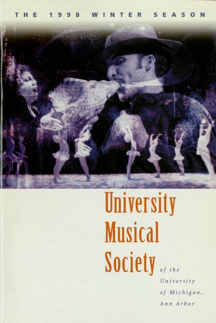 Societyof the University of Michigan - Ann Arbor District Library