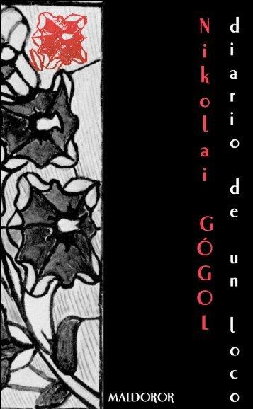 diario de un loco - Maldoror Ediciones