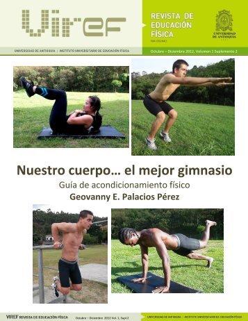 Vol. 1, Suplemento 2. Octubre - diciembre 2012 - VIREF - Biblioteca ...