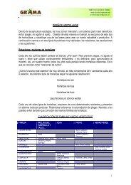PREPARACIÓN DEL TERRENO - Asociaciongrama.org