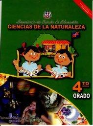 Ciencias de la Naturaleza 4° - Educando