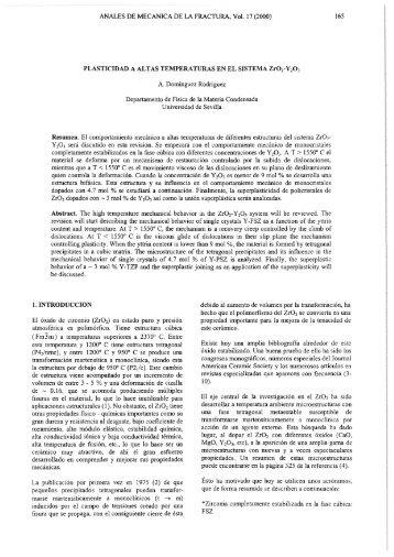 texto completo en PDF - Grupo Español de Fractura, GEF