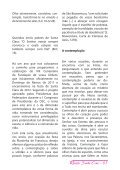 Revista Santa Cruz Ano 74 - 2010 - julho/setembro - Franciscanos ... - Page 5