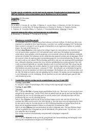 verslag raadsvergadering 2 juli 2009 (pdf) - Gemeente Franekeradeel