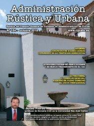 Rústica y Urbana Nº154 - Consejo Andaluz de Administradores de ...
