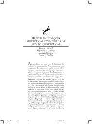 Baixe o PDF (268 KB) - Setor de Herpetologia - Museu Nacional
