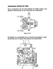 Despiece Carburador Solex - Ford Sierra Net