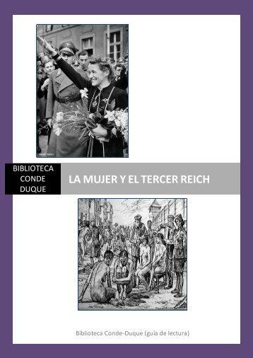 LA MUJER Y EL TERCER REICH - lecturas del holocausto - Weebly