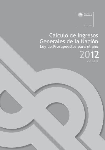 Cálculo de Ingresos Generales de la Nación - Dirección de ...