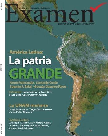 América Latina: La Patria Grande