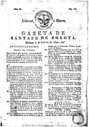 Febrero - Biblioteca Nacional de Colombia