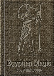 Egyptian Magic - Home