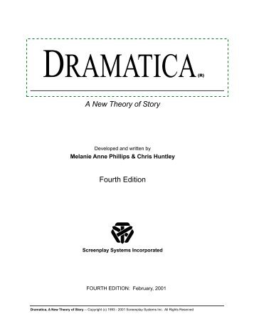 Dramatica, A New Theory of Story