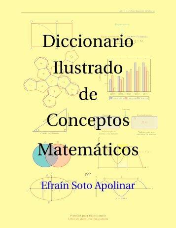 Diccionario ilustrado de conceptos matemáticos - Aprende ...