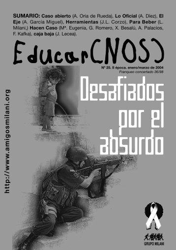 25 educar(NOS).pdf - Amigos Milani