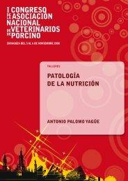 pAToLogíA dE LA nuTRición - Asociación de Veterinarios del ...