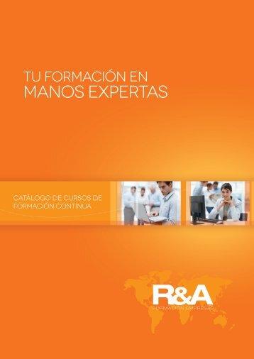manos expertas - RYA Formación