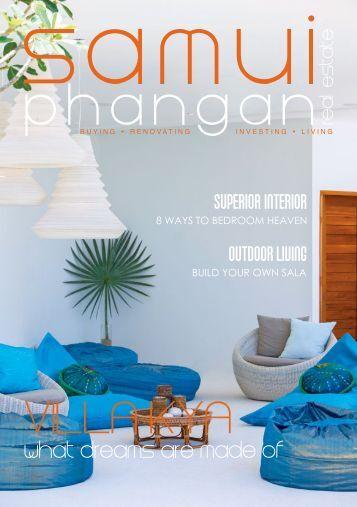 Samui Phangan Real Estate Magazine October-November-2012