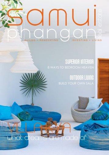 Samui Phangan Real Estate Magazine October-November