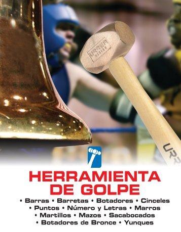 HERRAMIENTA DE GOLPE