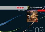 Komar National Geographic