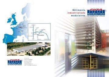 Z.I. Voie Sud 57380 Faulquemont tél. 03 87 29 85 ... - Marks Container