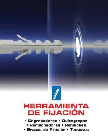 HERRAMIENTA DE FIJACIÓN - Ferreteria Calzada