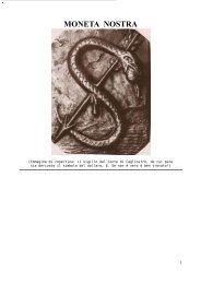 Moneta Nostra di G.M. Lolli Ghetti - Centro Studi Monetari