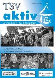 Heft39/Mär 13 (9,2 MB) - TSV Kleinengstingen