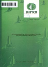 Ins{ituto Forestal - Inicio - Infor