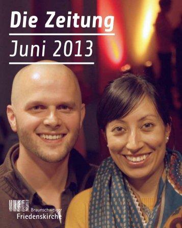 BSFK - Die Zeitung - Juni 2013