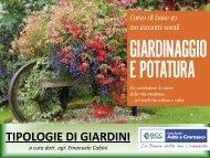 tipologie di giardini - Credito Cooperativo dell'Adda e del Cremasco