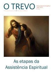 Jornal O Trevo - Junho de 2012 - Aliança Espirita Evangélica