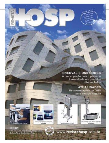 consulte via fax: (11) - Revista Hosp
