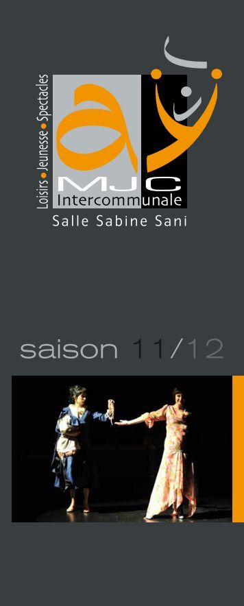 saison 11/12 - MJC intercommunale d'AY