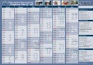 01/08 WBGTN - Kalender 2008 mit wichtigen Terminen