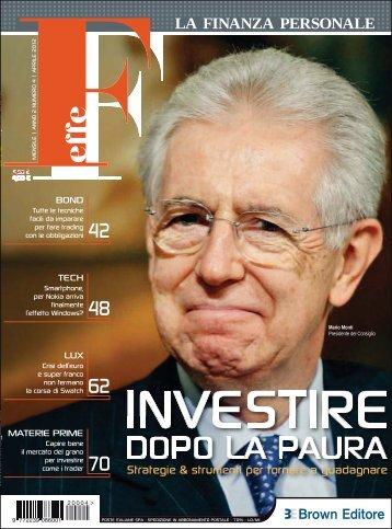 Clicca Qui Per Leggere (.pdf) - Finanza.com