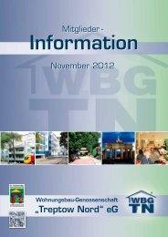 Mitglieder-Information 2 / 2012 laden - Wohnungsbau ...