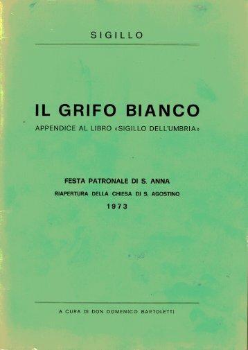 IL GRIFO BIANCO