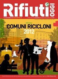scarica Comuni Ricicloni 2012 - Legambiente