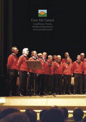 01 Brochure - Coro Val Canzoi