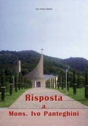 Risposta a Panteghini - Chiesa viva