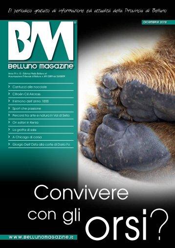 Convivere - Belluno Magazine