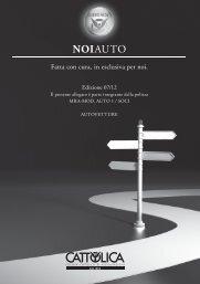 Condizioni contrattuali - Cattolica