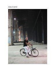L'artista - Hangar Bicocca